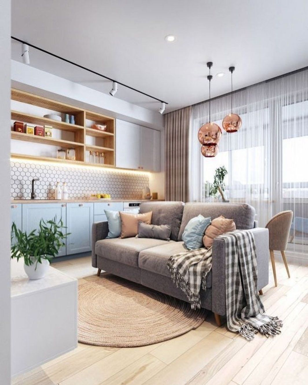 70 Favorite Small Living Room Decoration Ideas To Space Saving Small Apartment Interior Small Apartment Design Modern Small Apartment Design