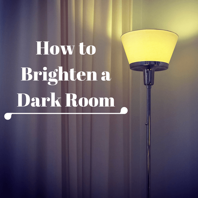 Lighting Options For Dark Basement: Home Sellers, Use These Tips To Brighten Dark Rooms In
