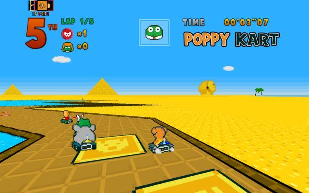 Download: Poppy Kart (Android, iOS, Windows Phone)