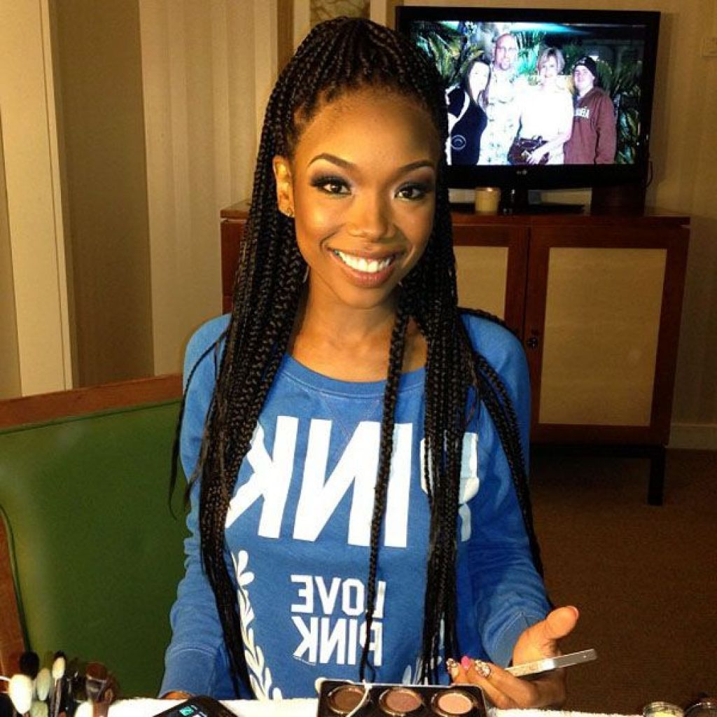 box braids ponytails | black hairstyles | pinterest | long box