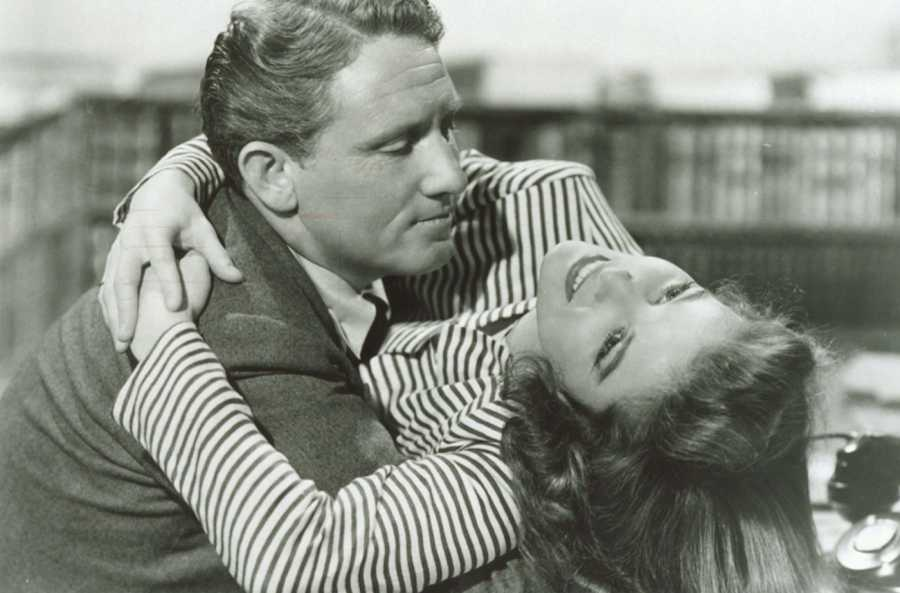 Spencer Tracy | 20 Gay Hollywood Legends | Purple Clover #hollywoodlegends