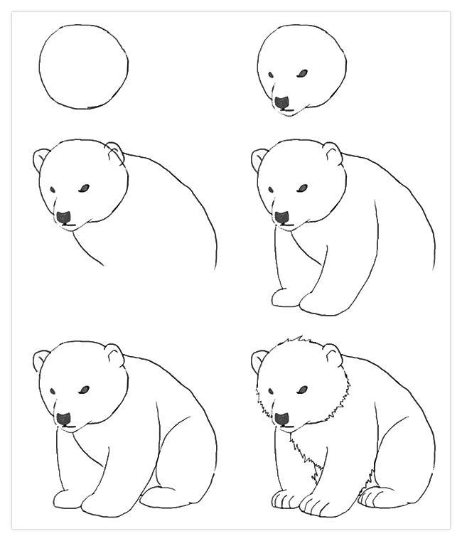 Lindos dibujos a lápiz para hacer con tus niños in 2018 | dibujo ...