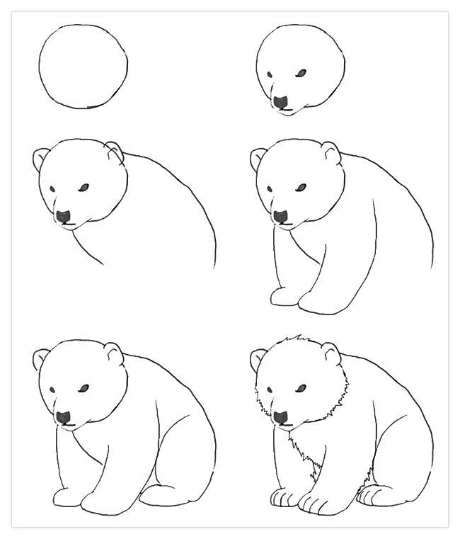 Lindos Dibujos A Lapiz Para Hacer Con Tus Ninos Esquemas Dibujar