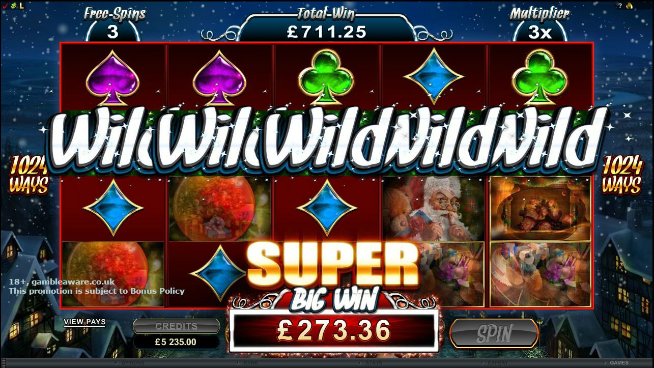 The secret Santa is here bringing you great wins in 243 ways this #Christmas. Play Secret Santa, a 500 coin #slots game at Vegas Paradise. Join now and avail £5 bonus