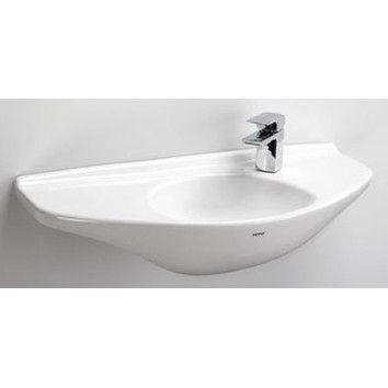 Lavatory Bath Bathroom Vanity Sink TOTO Self Rimming DropIn White Ret $210  NEW