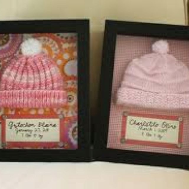 Shadow box gift idea