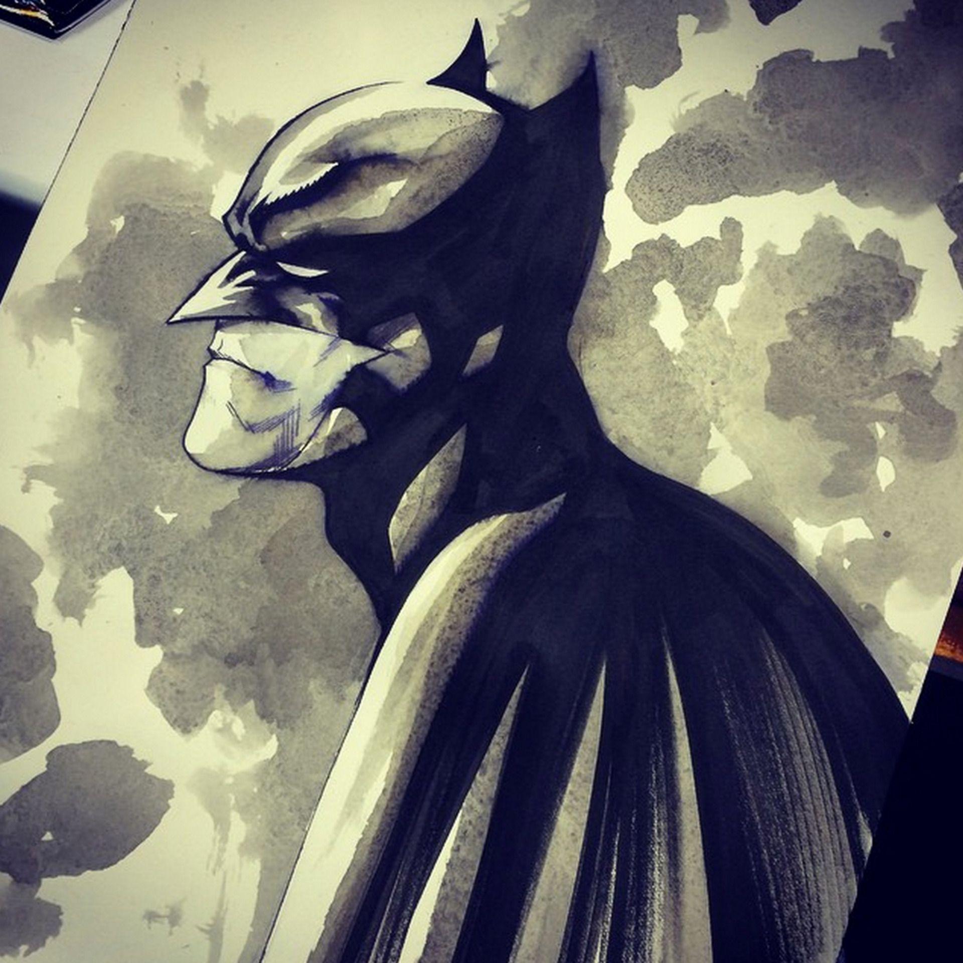 Batman by Mike McKone