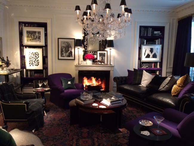 Ralph Lauren Apartment Number One Home Collection Love The Cozy Custom Apartment Room Decor Collection