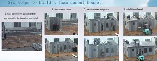 Foam Cement Board System
