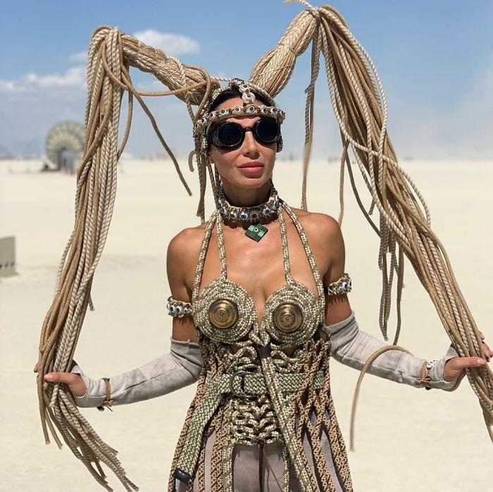 Last year's edition of the Nevada Desert festival was hot and super provocative. An inspiration for the following years...   #eatsleepraverepeat #ravelife #festivalfashion #festivallife #festivalwear #festivallook #festivaloutfit #burningmanwear #raveready #raver #ravegirl #ravewear #ravebabe #ravefashion #handmade #shophandmade #etsyelite #etsyshop #etsyfinds #etsyseller #sequincape #Festivalfashion #festivaloutfit #burningman #burgergirls #desertfashion #festiworld