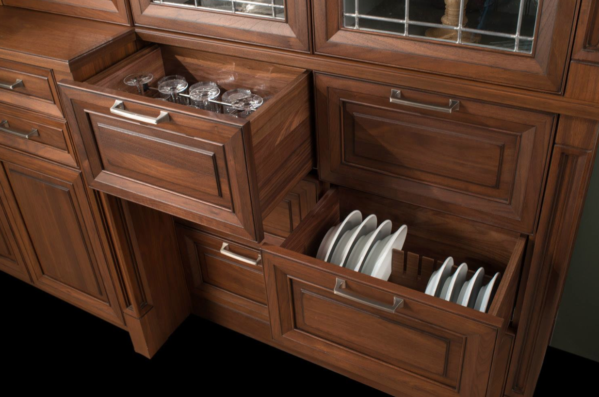 Wood Mode Sees The Beauty On Both The Outside And The Inside Www Knsales Com Wood Mode Kitchen And Bath Design Cabinetry