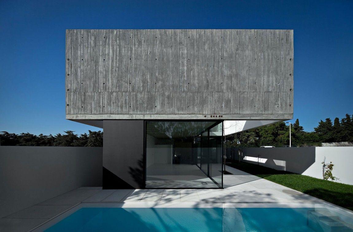 Maison par ARX Portugal Arquitectos, Junto