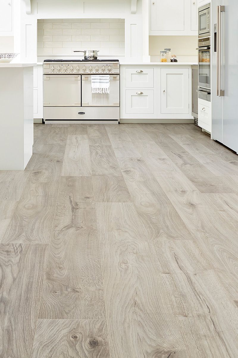 With Subtle Grey Tones And Extra Large Planks Vantage Wood 14mm