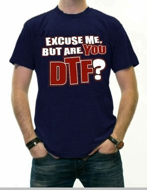 1dabb041f Jersey Shore - Are You DTF? T-Shirt | Jersey Shore Clothing ...