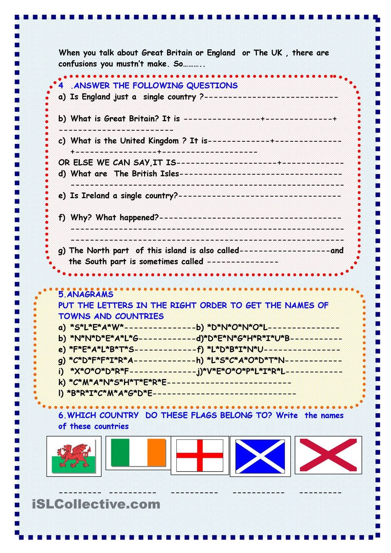 the British Isles | BRITISH CULTURE | Pinterest | Bildung