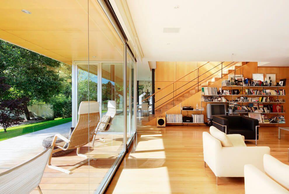 Modern House By Hoz Fontan Arquitectos Interior Design News Luxury Property House