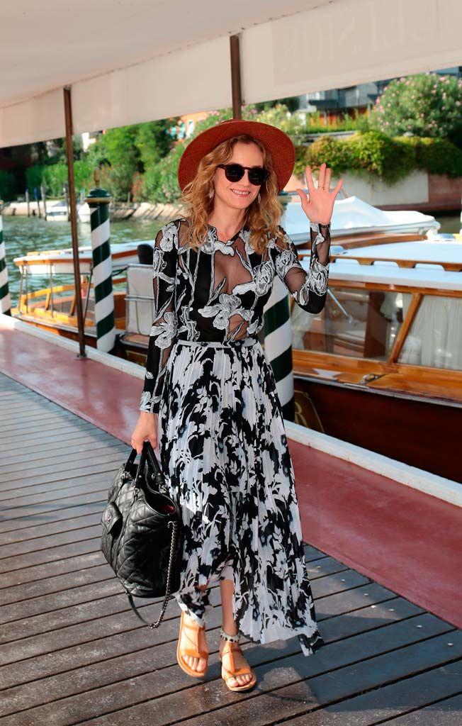 El estilo de Diane Kruger - TELVA.COM