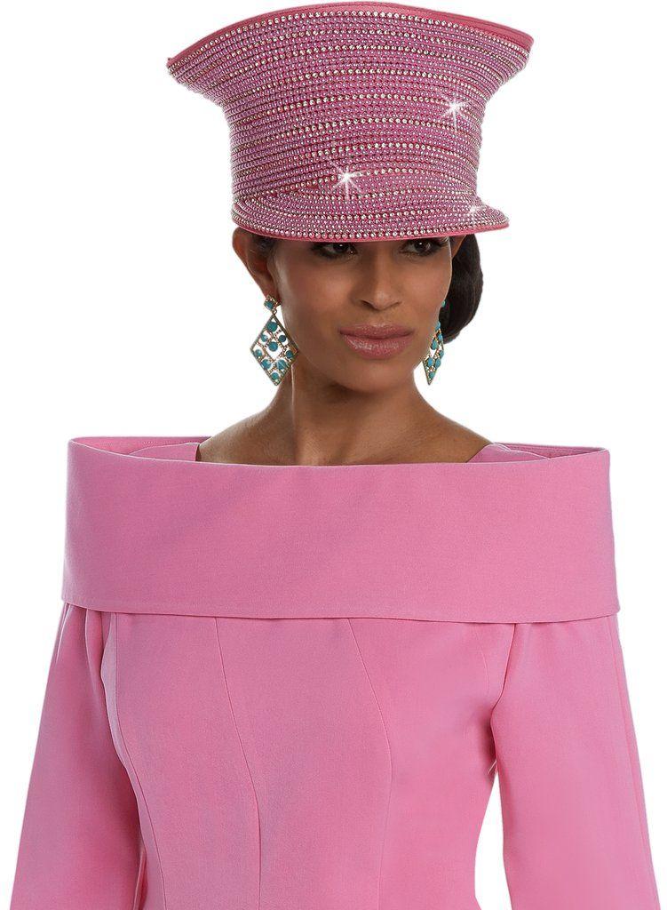 Donna Vinci Hats-  DVH11637  d2a94a71795