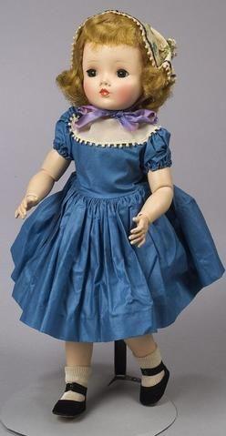 Vintage Winnie/Binnie doll by M.A.