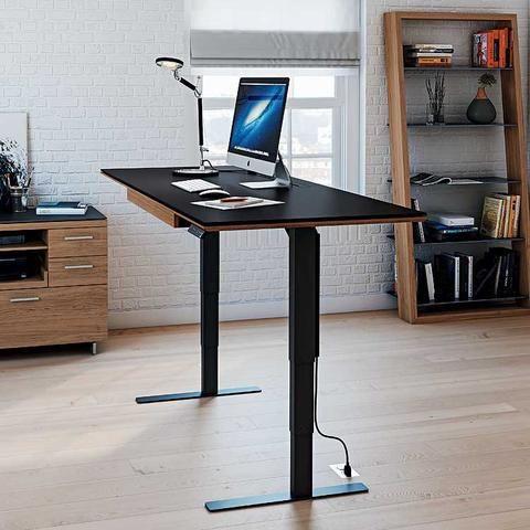 Sequel 6052 Lift Desk Modern Furniture Stores Desk Home Office