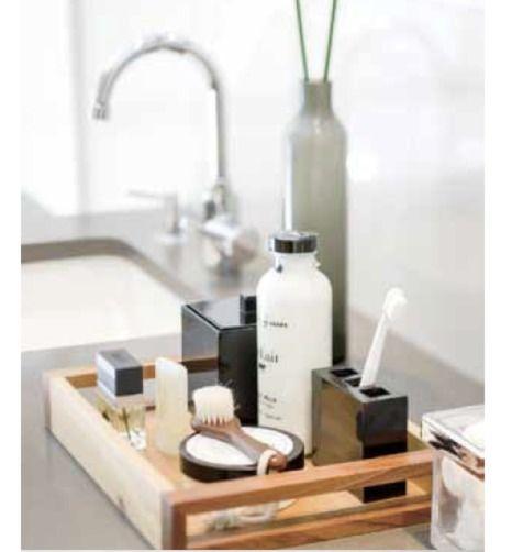 solution de rangement 10 objets d co petit plateau pour. Black Bedroom Furniture Sets. Home Design Ideas