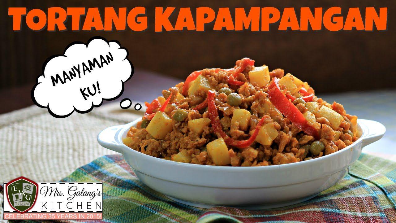 33 Mrs Galang S Kitchen Ideas Featured Recipe Filipino Recipes Recipes