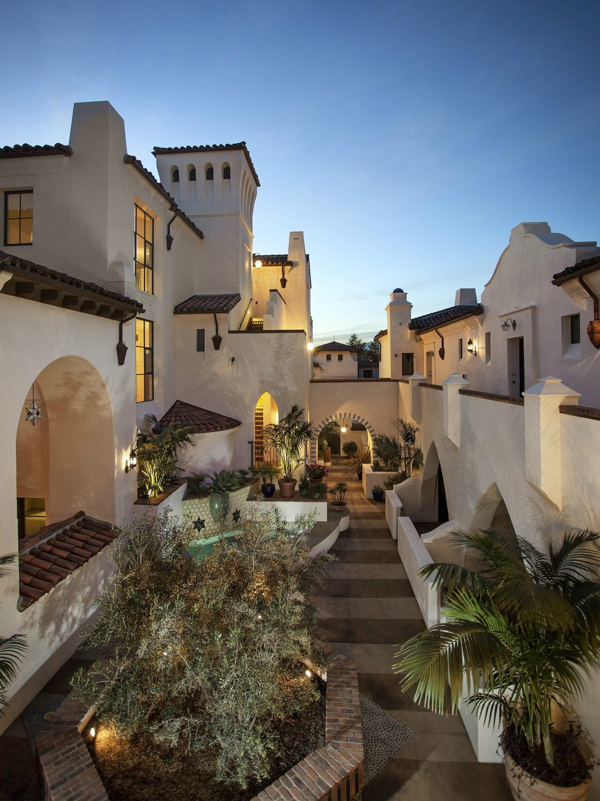 Downtown Luxury Condos, Santa Barbara CA Condominium