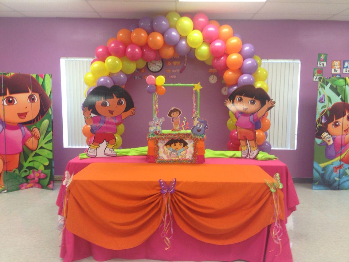 Dora The Explorer Decorations Dora The Explorer In 2019