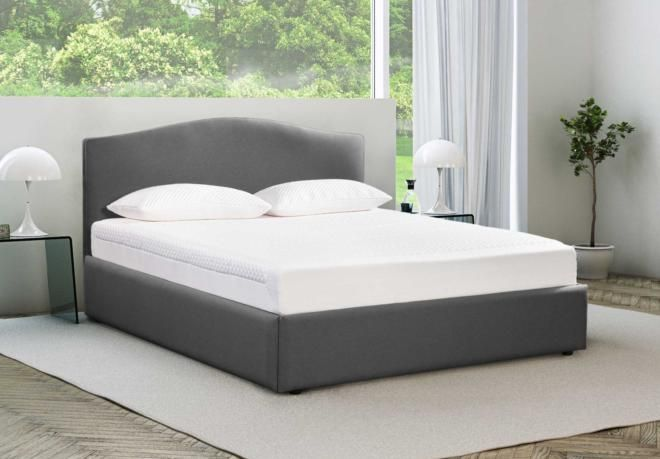 Double Ottoman Bed Tempur Options Arc Ottoman Beds At Furniture