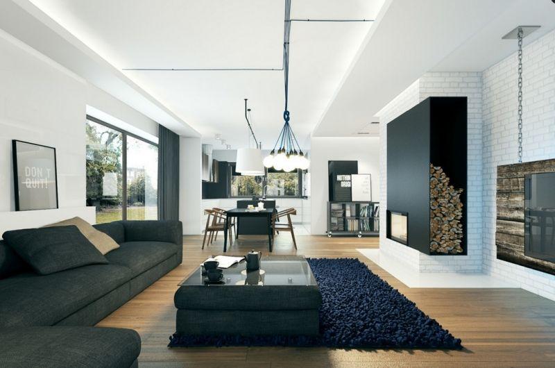 Indirekte Beleuchtung LED \u2013 75 Ideen für jeden Wohnraum #beleuchtung