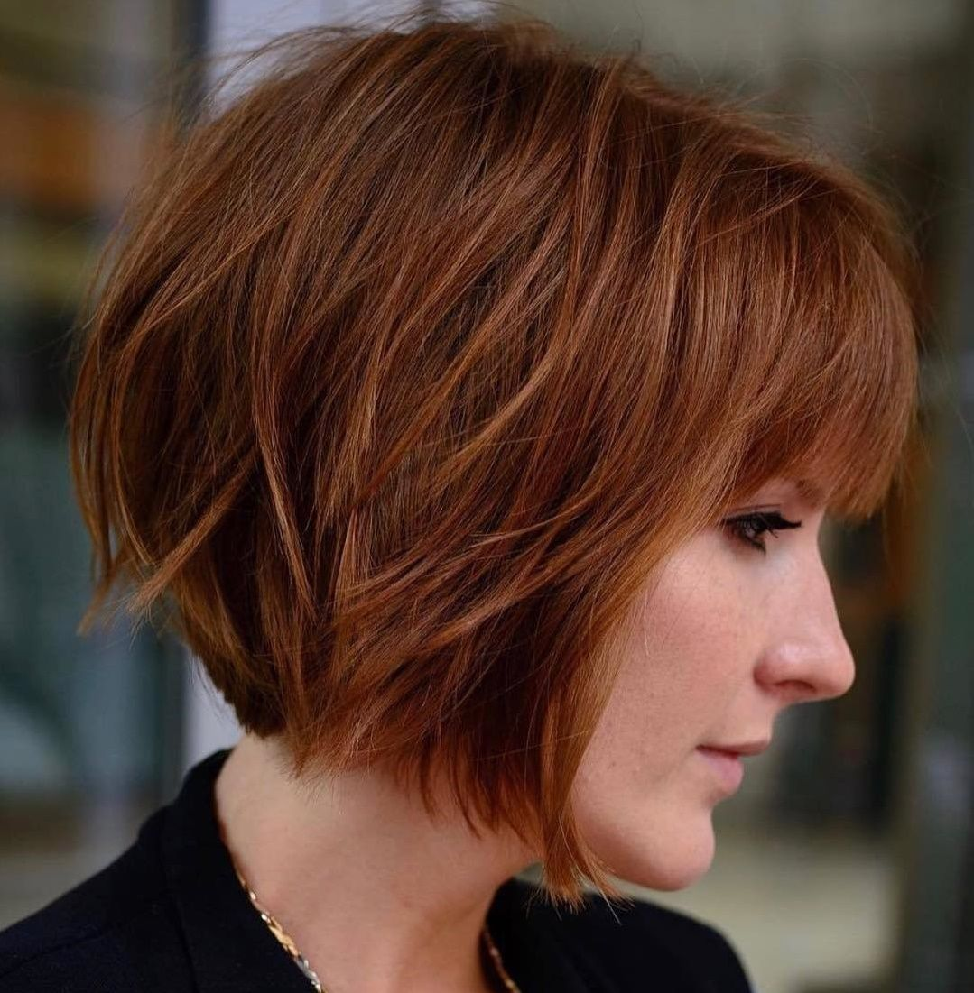 36+ Chic Short Bob Hairstyles You Cant Miss