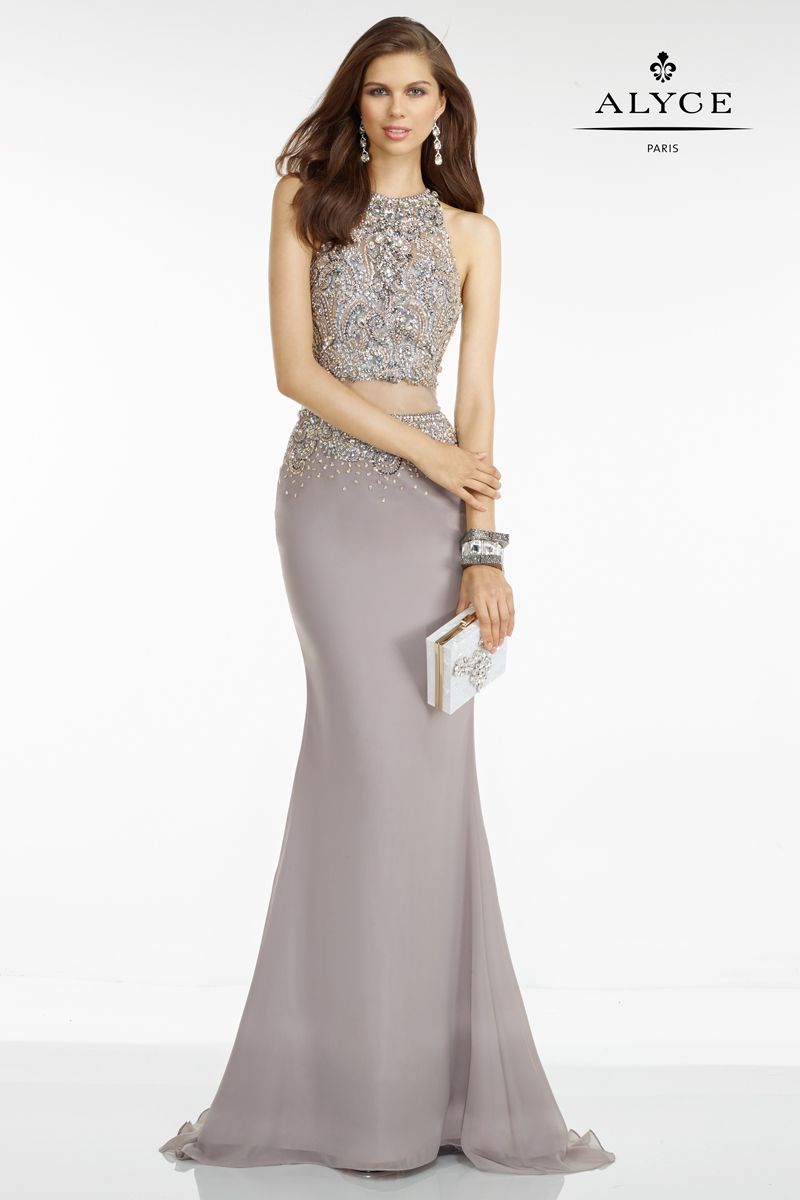 c2fc4f9a2a0 Alyce Paris consistently has the best formal dresses and prom dresses in  the industry featuring halters