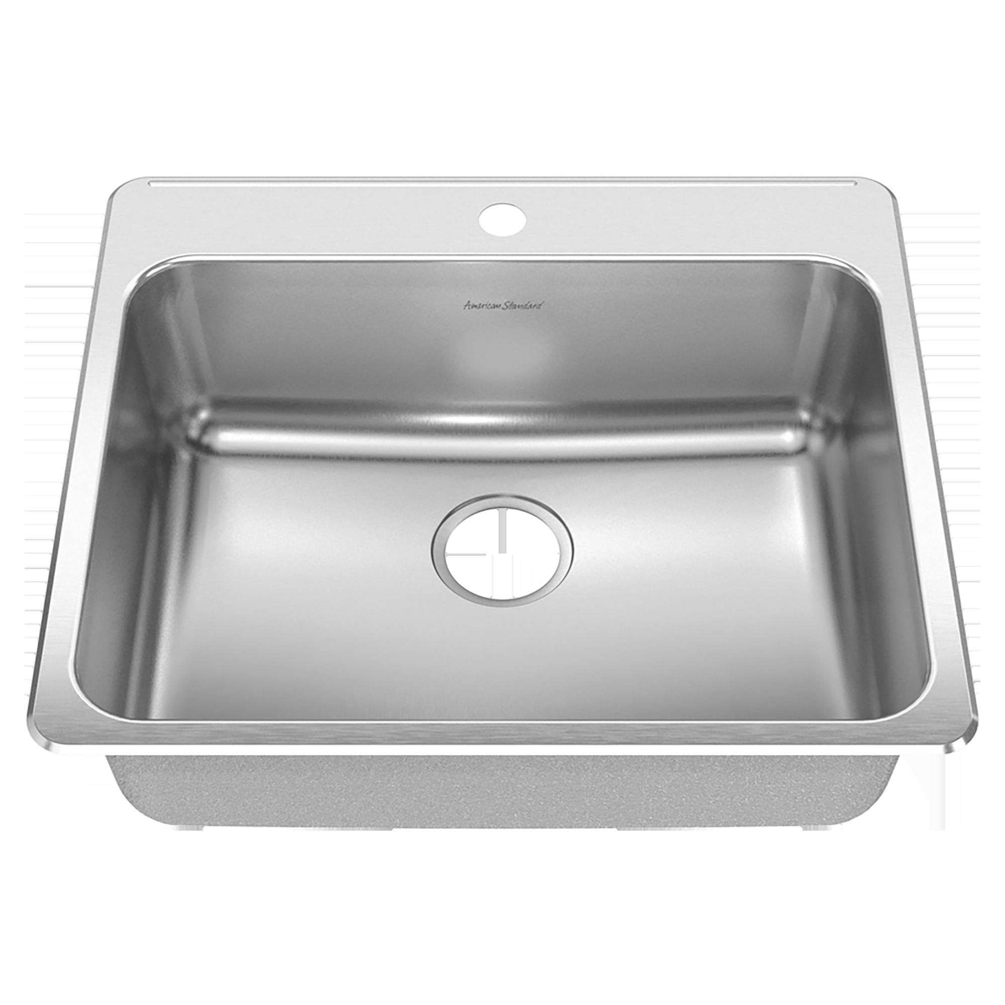 Standard Single Kitchen Sink Dimensions