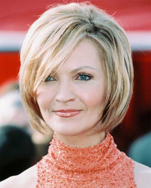 Hairstyles For Short Hair Over 50 In 2019 Hairdos Short