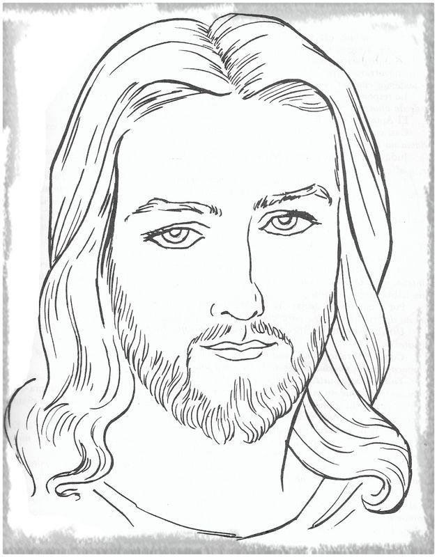 Resultado de imagen para imagenes dejesus para colorear | Jesús