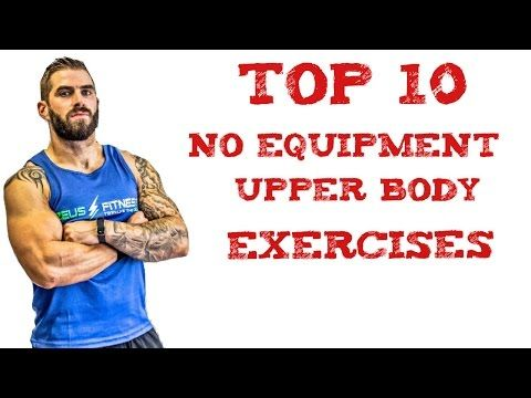 6 exercises for building muscle without equipment  mnn