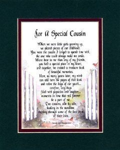 Quotes Or Poems About Cousins Quotesgram