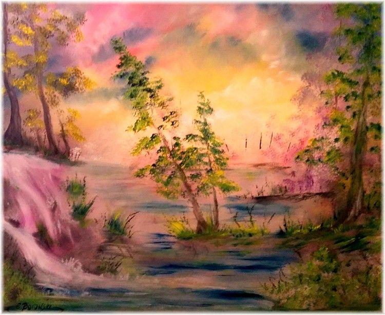 Kunst Ambiente das ort für meine träumen kwiatuszek das ort für meine träumen