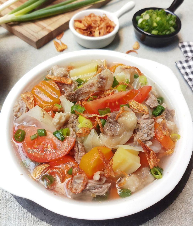 Resep Tetelan Sapi Berbagai Sumber Resep Resep Daging Makanan Dan Minuman