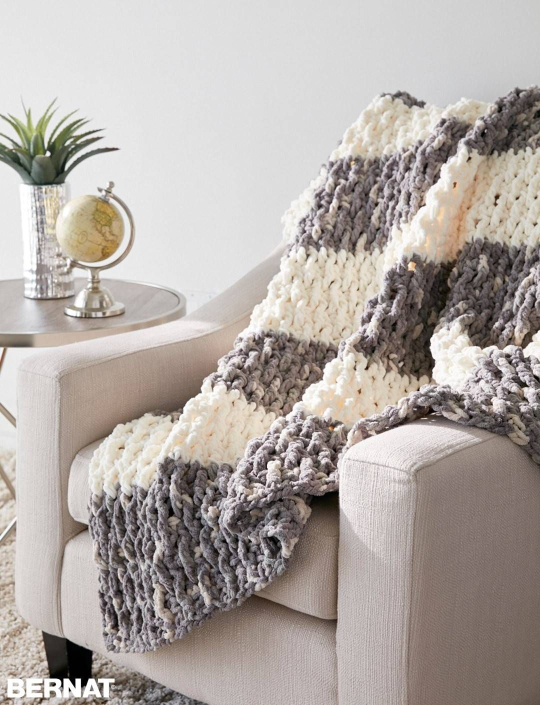 20 Awesome Crochet Blanket Patterns for Beginners | Manta, Tejido y ...