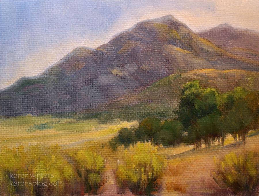 impressionism art landscape - photo #42