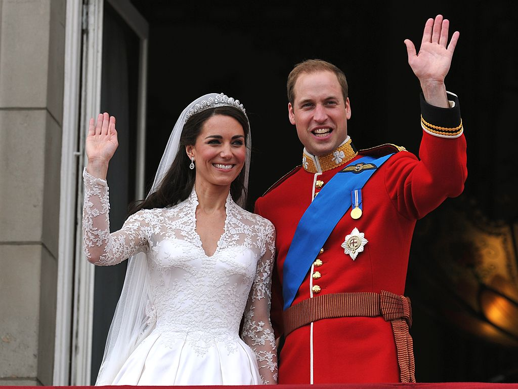 Royal Wedding Travel Moments of 2011