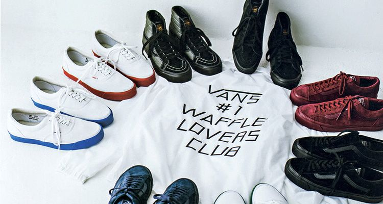 WTAPS Vans Vault Fall Winter Collection 1 | Stuff to Buy