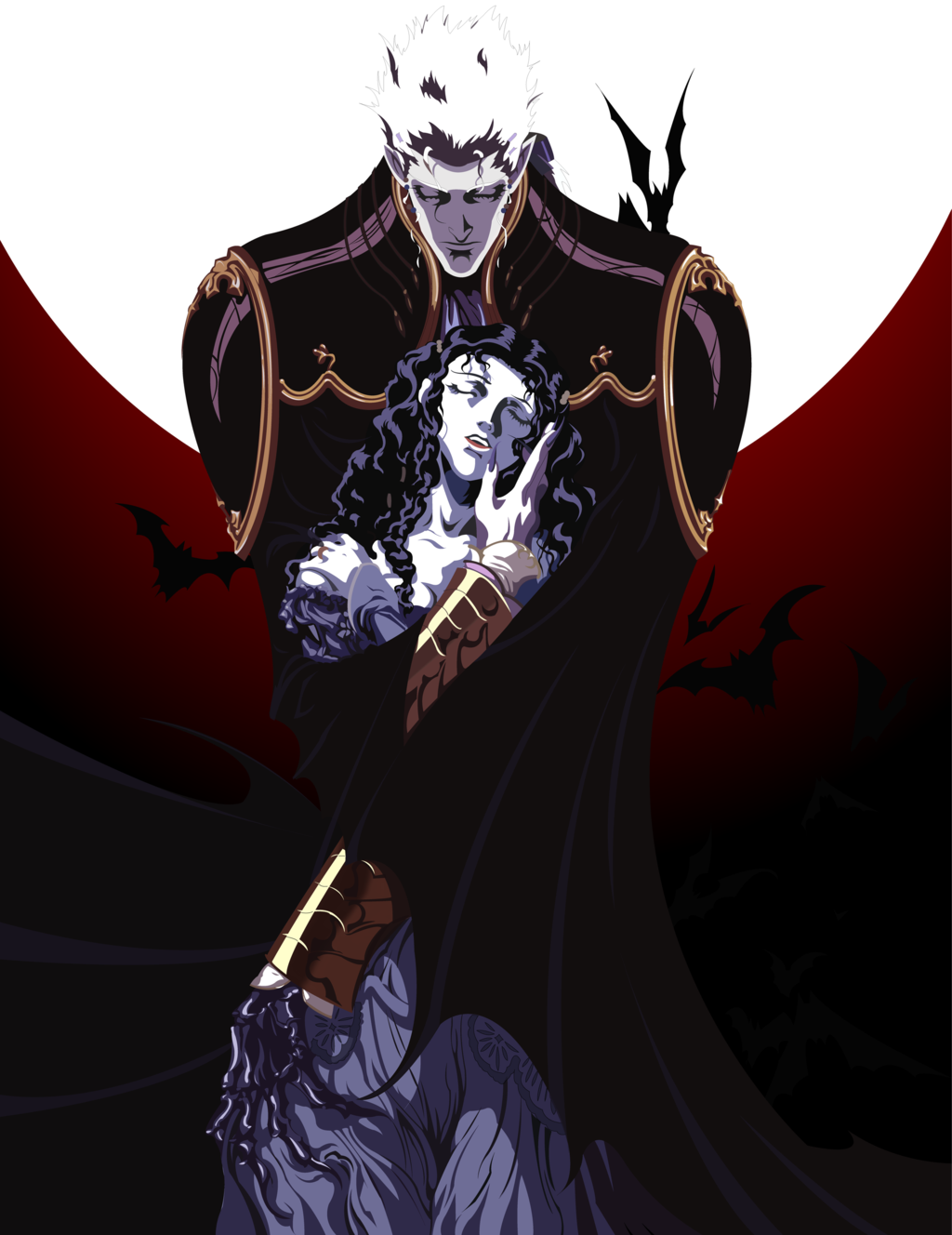 Vampire Hunter D: Bloodlust : vampire, hunter, bloodlust, Meier, Vampire, Hunter, Z4knafein, DeviantART, Hunter,