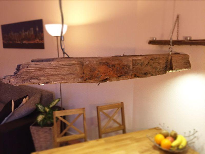 balken treibholz lampe aus treibholz von der elbe von mr treibholz auf gestaltung. Black Bedroom Furniture Sets. Home Design Ideas