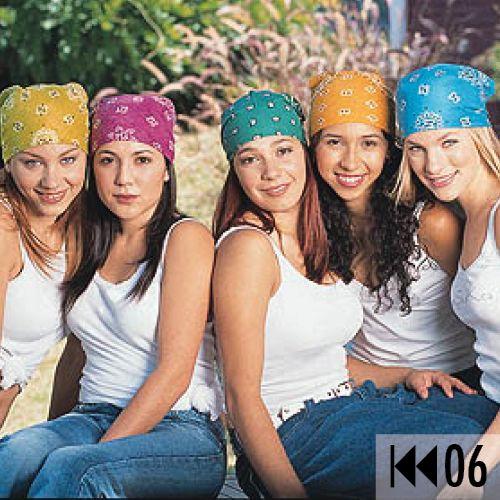 Coiffure annee 90 bandana coiffures la mode de la - Coiffure annee 90 ...