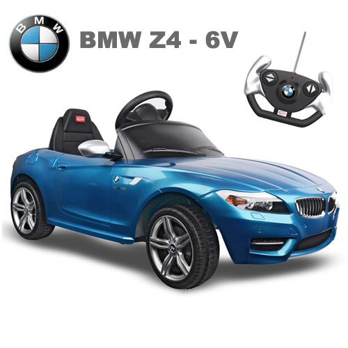 licensed 6v bmw z4 ride on car with remote controls 19995 kids