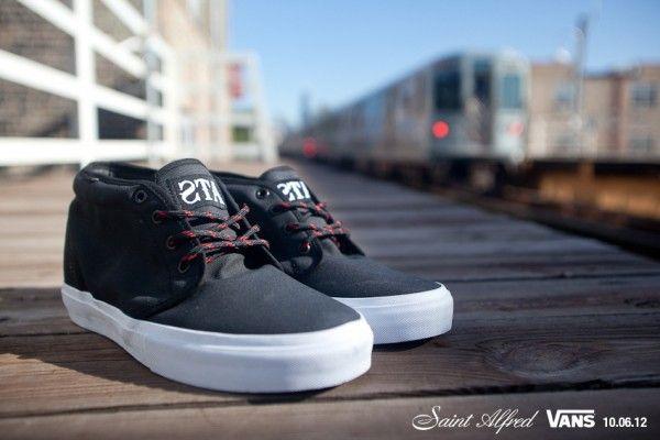 Saint Alfred x Vans Chukka Boot | Vans chukka boot, Fresh