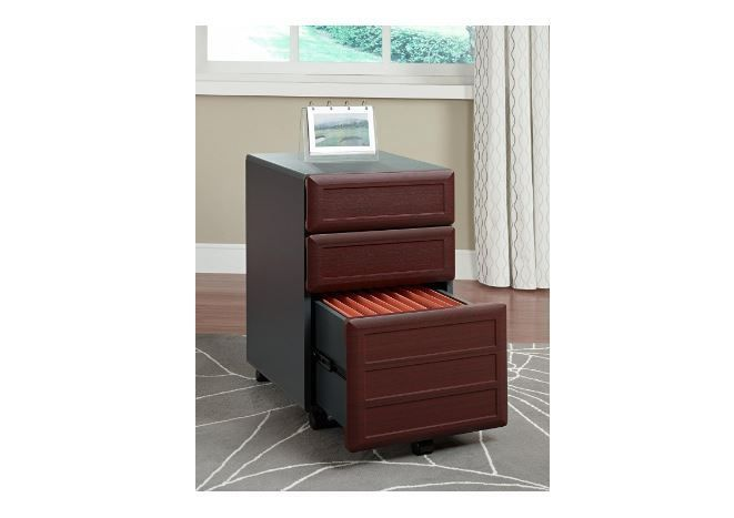 Legal Size File Cabinet Filing Cabinets for Home Office Rolling ...