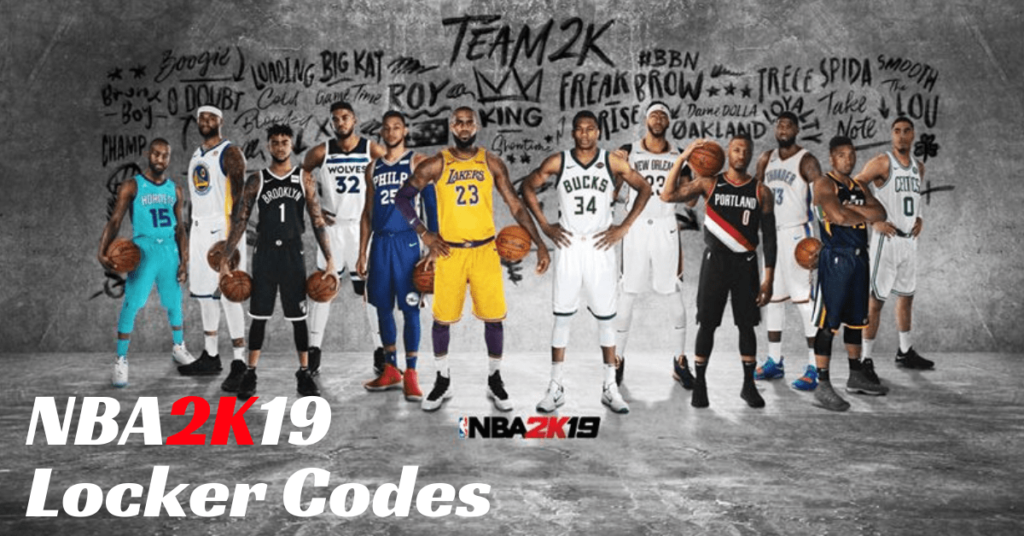 080f0c79cf2b Get all new NBA 2K19 locker codes for free pink diamonds